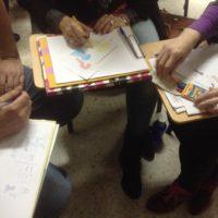 Trabajando en pequeño grupo las competencias asociadas a cada área