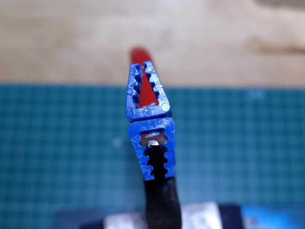 """Pinzas """"Clip It"""" unidas por un pasador de plástico PLA"""